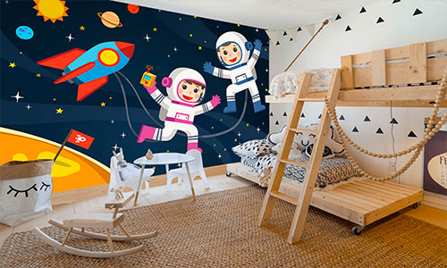 childrens wallpaper mural category