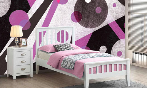 modern style wallpaper murals - shop by style