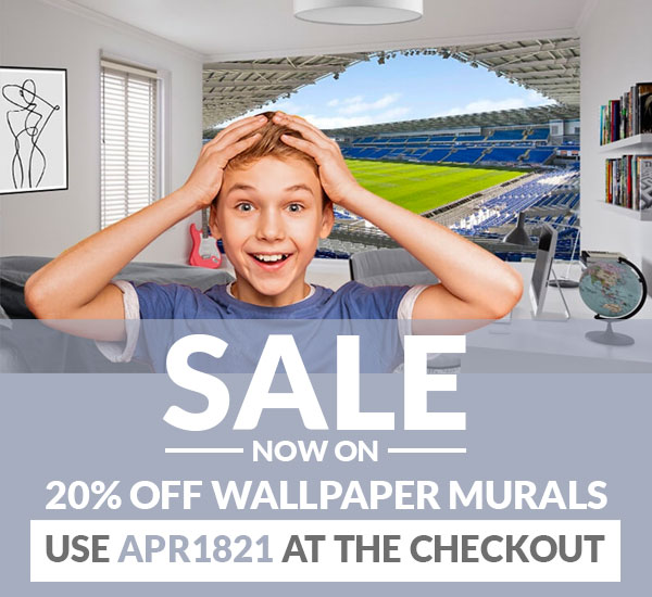 wallpaper mural discount code