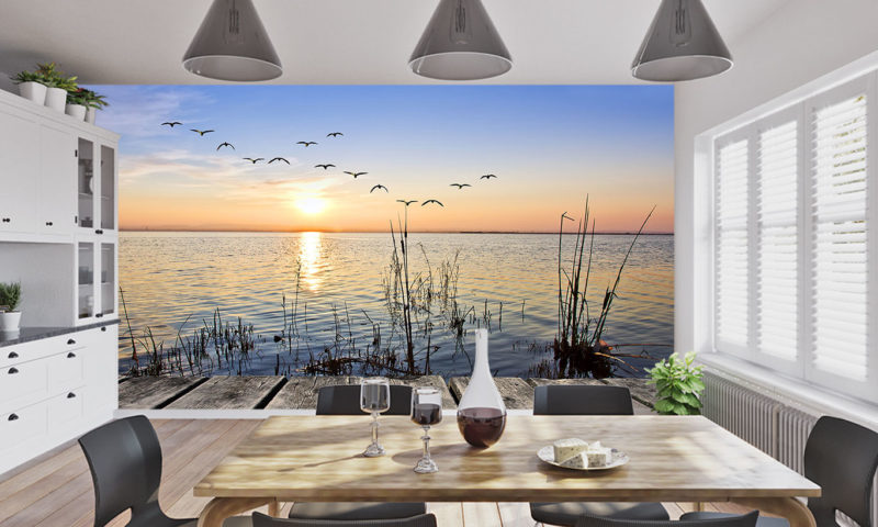 Kick Back And Relax Feature Wall Art