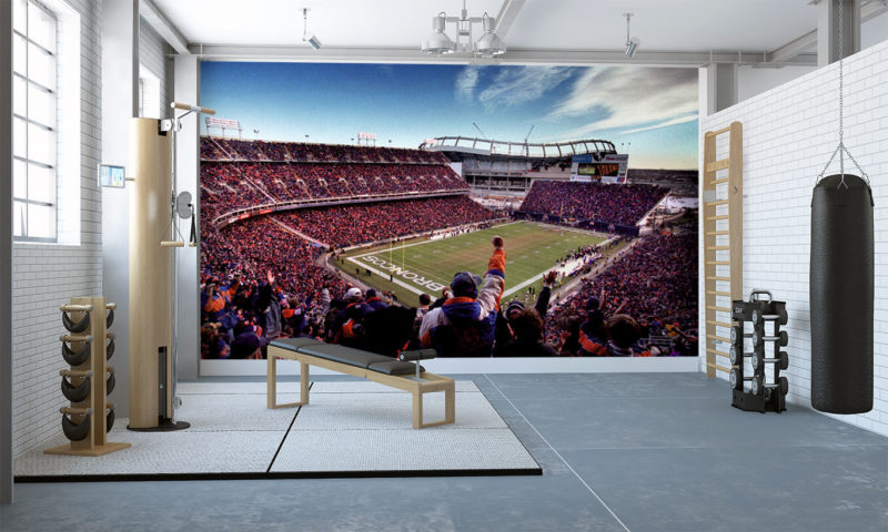 Empower Field at Mile High Wall Art