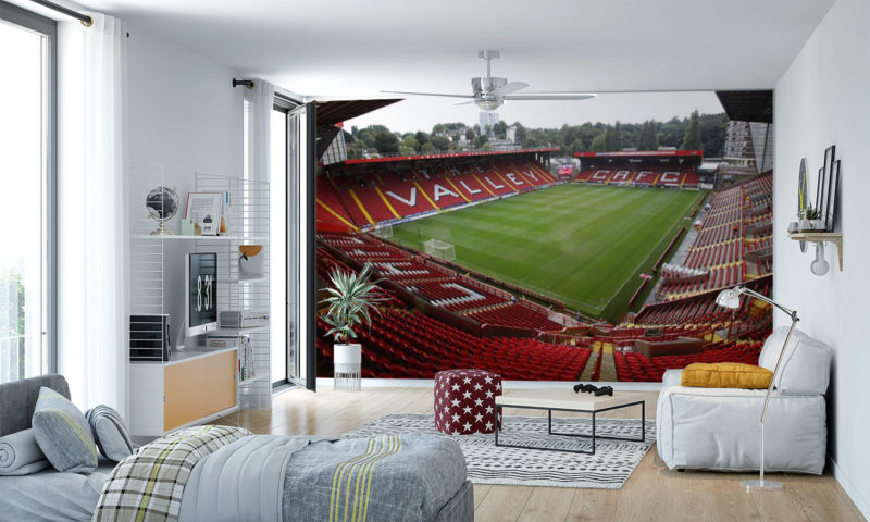 Charlton Athletic FC The Valley Wall Art