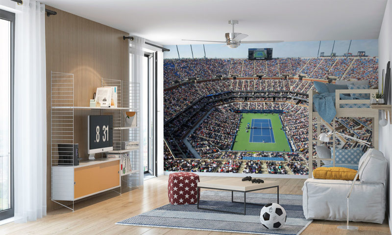 The US Open Championship Wall Mural Art