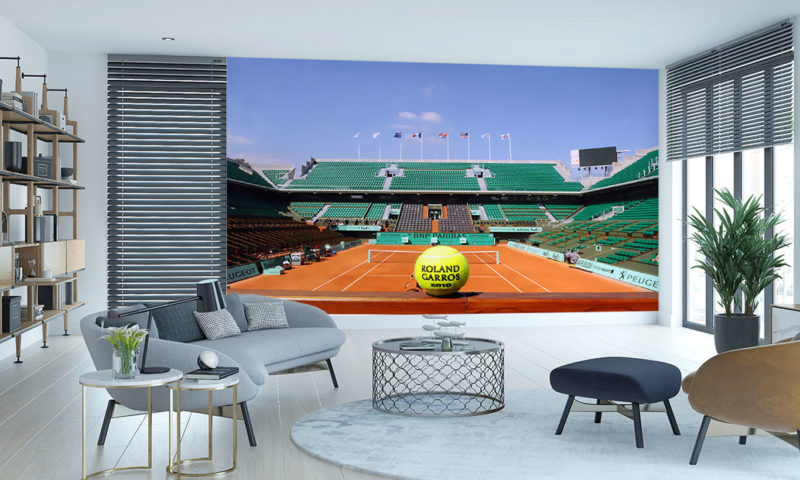 The French Open Wallpaper