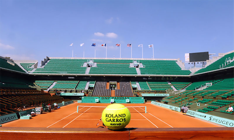 The French Open Wall Art