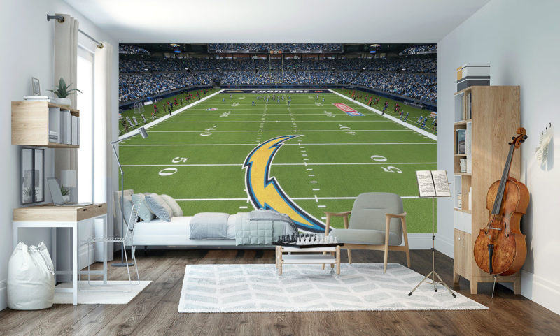 Los Angeles Chargers Stadium Wallpaper