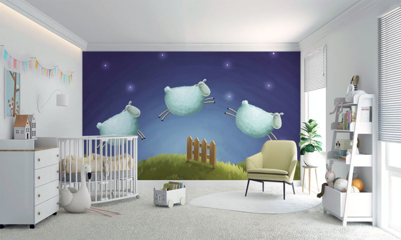 Early Learning Feature Wall Art