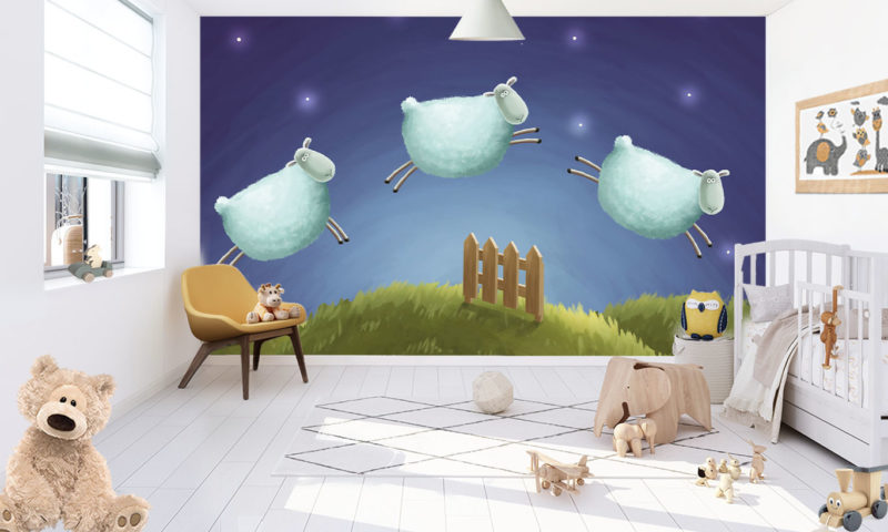 Early Learning Feature Wallpaper