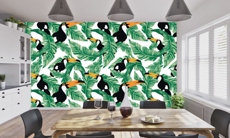 You Toucan Have This Wallpaper