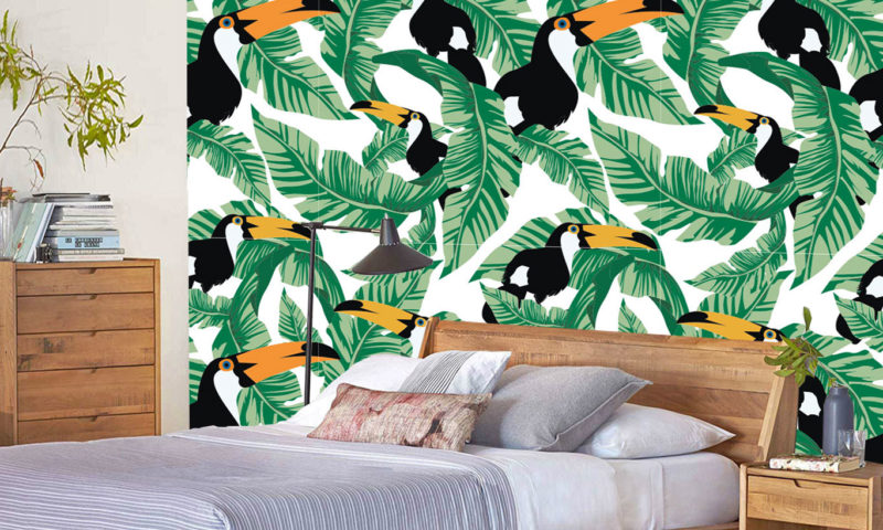You Toucan Have This Wall Mural